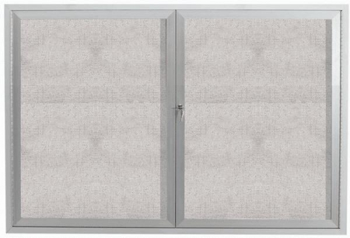 Aarco RHI3630F Removable Letter Panel for Enclosed Bulletin Board 36