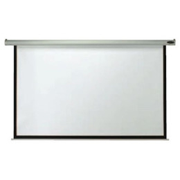 """Aarco APS-70 Manual Wall Mounted Projection Screen 70"""" x 70"""""""