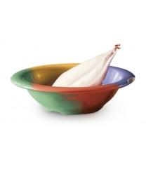 GET Enterprises B-454-CE Diamond Cambridge Melamine Bowl, 4.5 oz. (4 Dozen)