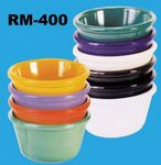 GET Enterprises RM-400-MIX Diamond Mardi Gras Melamine Ramekin, 4 oz. (4 Dozen)