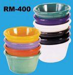 GET Enterprises RM-400-FG Rainforest Green Melamine Ramekin, 4 oz. (4 Dozen)
