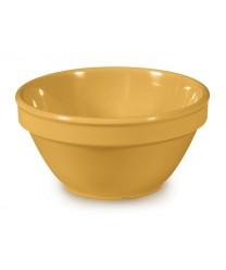 GET Enterprises BC-170-TY Diamond Mardi Gras Tropical Yellow Melamine Bowl, 8 oz. (4 Dozen)
