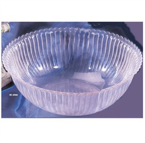 "GET Enterprises HI-2006-JAMediterranean Jade Bowl, 16""(3 Pieces)"