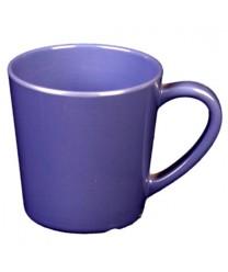 Thunder Group CR9018BU Purple Melamine Mug / Cup 7 oz. (1 Dozen)
