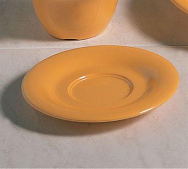 Thunder Group CR9018YW Yellow Melamine Mug / Cup, 7 oz. (1 Dozen)