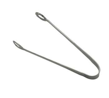 "Oneida T012MTLF New Rim Large Stainless Steel Tong 8"" (1 Dozen)"