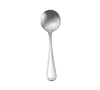 Oneida V163SBLF Pearl Silverplate Round Bowl Soup Spoon  (1 Dozen)