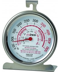 Winco TMT-OV3 Dial Type Oven Thermometer 3""