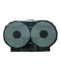 Winco TD-220 Double Roll Toilet Paper Dispenser