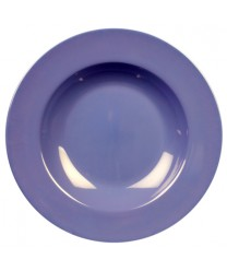 Thunder Group CR5811BU Purple Melamine Pasta Bowl 16 oz.  (1 Dozen)
