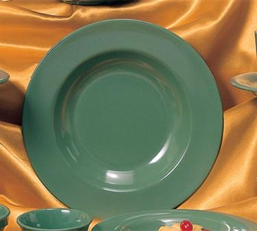 Thunder Group CR5811GR Green Melamine Pasta Bowl 16 oz. (1 Dozen)
