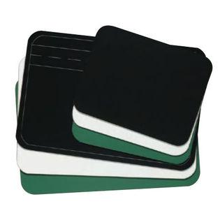 "Aarco LB912G Personal Size Writing Board- Green 9"" x 12"""