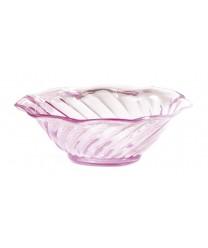 GET Enterprises DD-60-PI Dessert Time Pink Dessert Dish -6 oz. (4 Dozen)