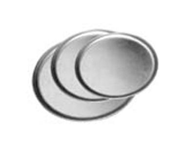 """Winco APZC-10 Aluminum Coupe-Style Pizza Pan, 10"""" Dia."""