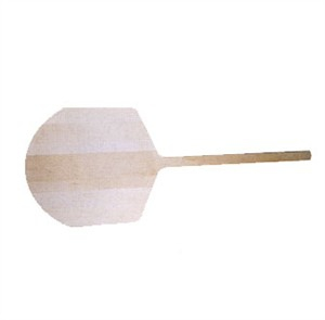 "Winco WPP-1442 Wooden Pizza Peel, 14"" x 16"" Blade, 42"" OL"