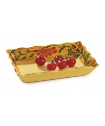 "GET Enterprises ML-88-VN Venetian Display Tray, 13-3/4""x 9-1/2""(6 Pieces)"