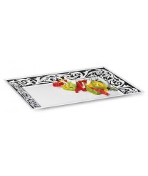 "GET Enterprises ML-99-SO Soho Rectangular Display Tray, 23-1/4""x 16-3/4""x 18""(6 Pieces)"