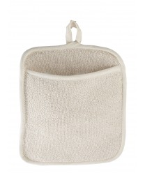 "Winco PH-9W Terry Pot Holder with Pocket 8-1/2"" x 9-1/2"""