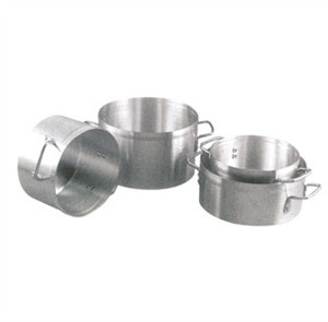 Winco AXHA-20 Super Aluminum Sauce Pot 20 Qt.
