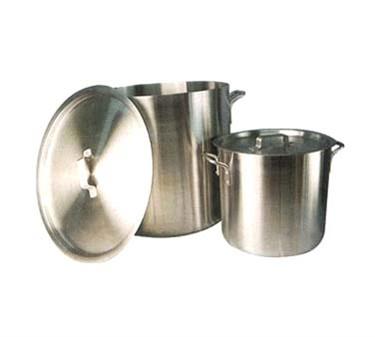 Winco AXHH-12 Super Aluminum Stock Pot without Cover 12 Qt.