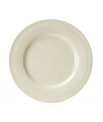 """GET Enterprises E-10-P Princeware Round Plate, 10-1/4""""(2 Dozen)"""