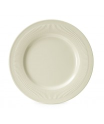 """GET Enterprises E-7-P Princeware Round Plate, 7-1/4""""(2 Dozen)"""