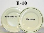 GET Enterprises E-1-P Princeware Cup, 7 oz. (4 Dozen)