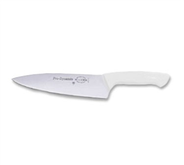 "FDick 8544721-05 Pro-Dynamic Chef's Knife with White Handle,  8"" Blade"