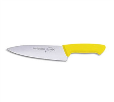 "FDick 8544721-02Pro-Dynamic Chef's Knife with Yellow Handle,  8"" Blade"