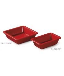GET Enterprises ML-122-RSP Red Sensation Side Dish, 6 oz. (1 Dozen)