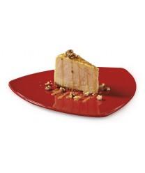 """GET Enterprises TP-12-RSP Red Sensation Triangle Plate, 12""""(1 Dozen)"""