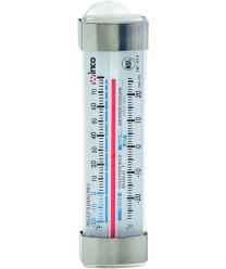 Winco TMT-RF4 Refrigerator / Freezer Thermometer, Tube Type