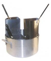 Winco APS-PT Aluminum Pasta Cooker Pot for APS-INS