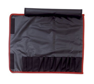 FDick 8107701 11 Pocket Nylon Knife Roll Bag