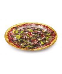 """GET Enterprises DP-909-PZ Creative Table Round Pizza Plate, 9""""(2 Dozen)"""