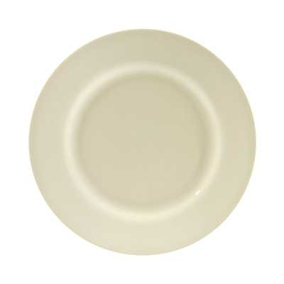 10 Strawberry Street RCR0001 Royal Cream Dinner Plate 10-3/4'' - Case of 24