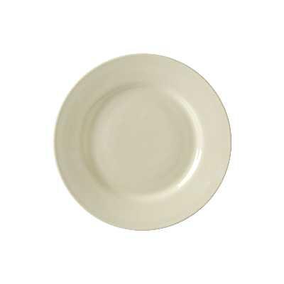 10 Strawberry Street RCR0004 Royal Cream Salad / Dessert Plate 8'' - Case of 24