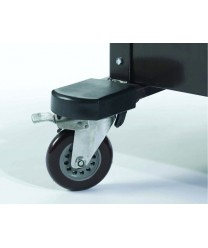 Aarco RB-2 Form-A-Line Transport  Rubber Bumpers