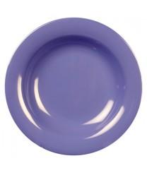 Thunder Group CR5809BU Purple Melamine Salad Bowl 13 oz. (1 Dozen)
