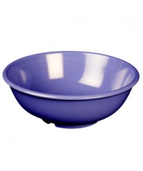 Thunder Group CR5807BU Purple Melamine Salad Bowl 34 oz. (1 Dozen)