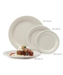 "GET Enterprises BF-010-IR Santa Fe Ironstone Round Plate, 10""(1 Dozen)"
