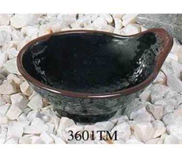 Thunder Group 3601TM Tenmoku Dip Bowl  5 oz. (1 Dozen)