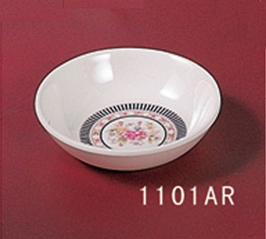 "Thunder Group 1101AR Rose Sauce Dish 2-3/4"" (1 Dozen)"