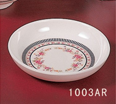"Thunder Group 1003AR Rose Sauce Dish 3-7/8"" (1 Dozen)"