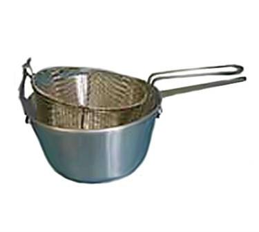 Winco ALSP-5 Aluminum Fryer Sauce Pan 5-1/2 Qt.