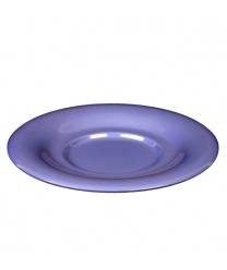 "Thunder Group CR9108BU Purple Melamine Saucer 5-1/2"" for CR313 CR5044 ML901 and ML9011 (1 Dozen)"