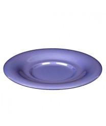 """Thunder Group CR9303BU Purple Melamine Saucer 5-1/2"""" for CR303 and CR9018 (1 Dozen)"""