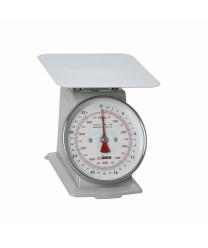 Winco SCAL-62 Portion Control Scale, 2 Lb. with 1/4-Oz Graduation