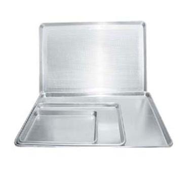 "Winco ALXP-1318P Perforated Half Size Aluminum Sheet Pan, 13"" x 18"""