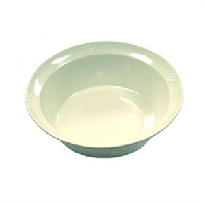 GET Enterprises BB-186-10-W Sonoma White Bowl, 10 Qt. (6 Pieces)
